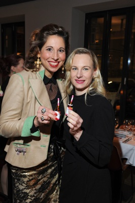 Ladies New Year Dinner - Regulat Beauty & Panther Grill in München am 11.01.2016