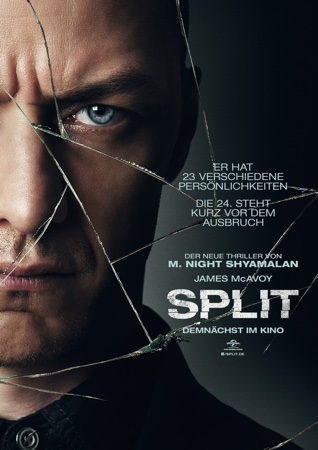 Horror-Thriller Split