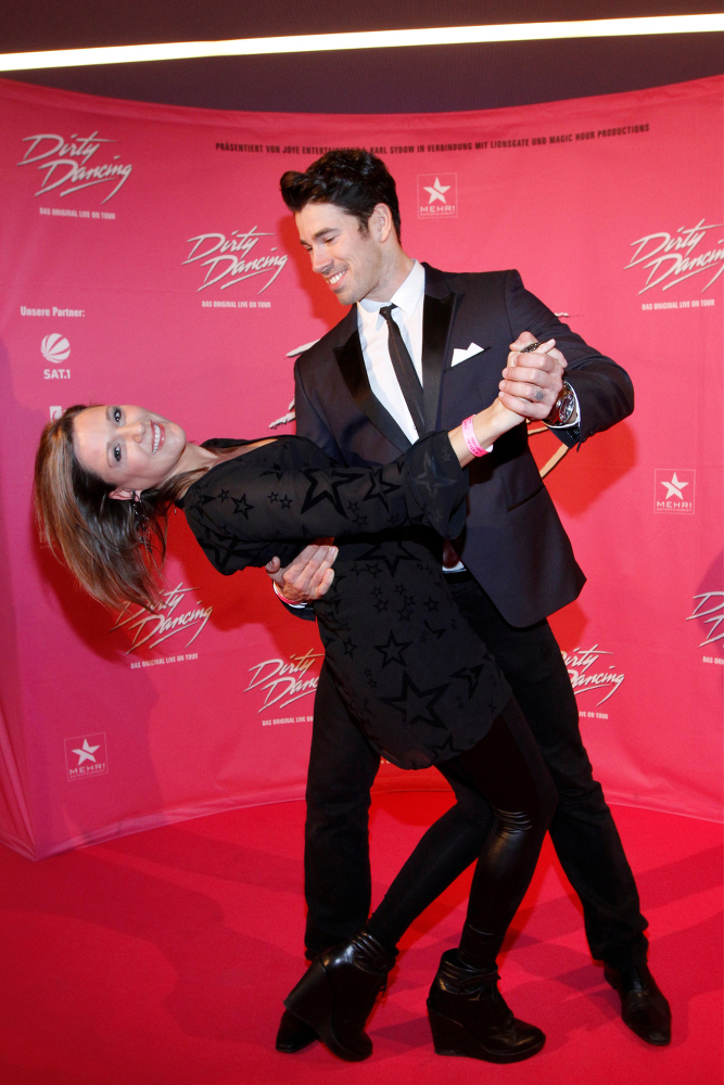 MC_small_Dirty Dancing_Muenchen_Simone Ballack und Hauptdarsteller
