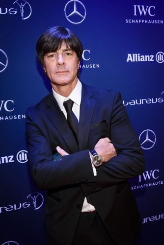 IWC AT THE LAUREUS WORLD SPORTS AWARDS 2016