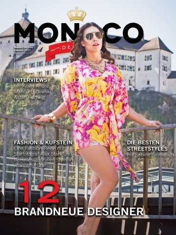 Monaco de Luxe E-Paper Sommer 2017