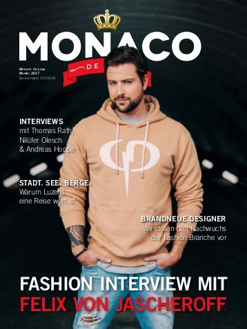 Monaco de Luxe E-Paper Winter 2017